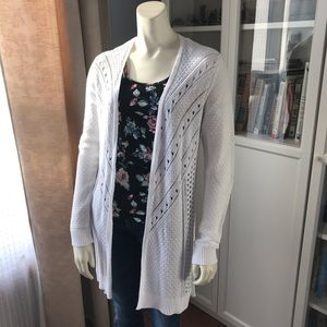 NWOT Northern Reflections cardigan